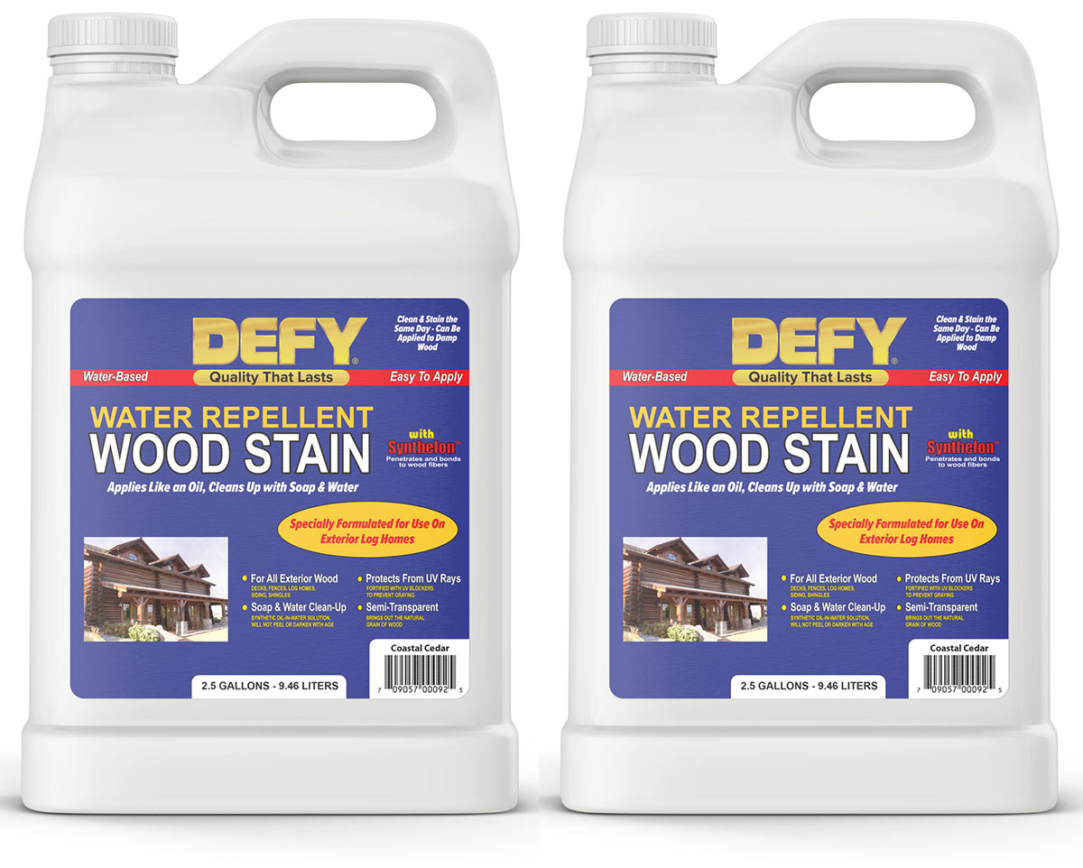 Defy Original Stain 5- Gallon