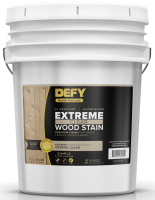 Defy Extreme Clear Stain 5 Gallon