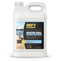 Defy Marine Seal Wood Stain